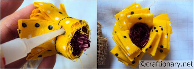 DIY-весна-ткань-цветы-учебник