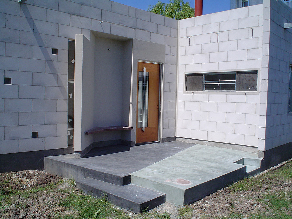 Proyecto pragmalia 351 incrementar el empleo de bloques - Casas por modulos de hormigon ...
