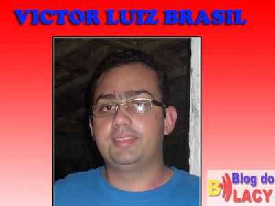 PARTICIPAÇÃO DO JOVEM VICTOR LUIZ NO PROGRAMA RUBENS BRASIL