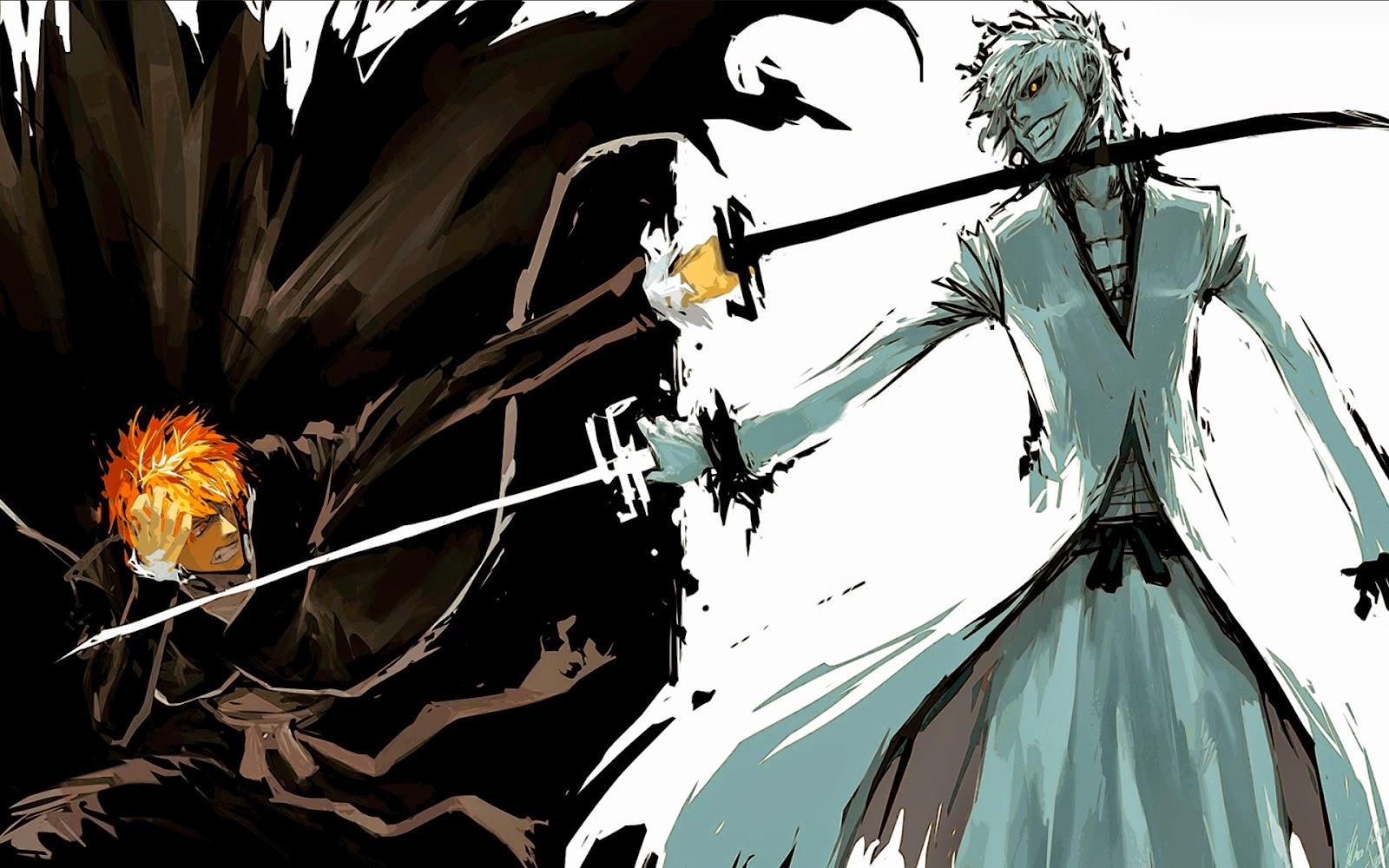 ảnh nền anime bleach cực đẹp