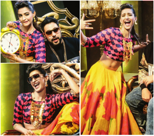 Abhi Toh Party - Badshah, Fawad Khan And Sonam Kapoor - Song Lyrics - Khoobsurat | MP3 VIDEO DOWNLOAD