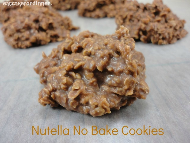 no bake cookies are one of those cookies that i could eat every single ...