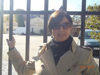 De visita en Ch. Haut Brion