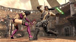 Free Game Mortal Kombat Komplete Edition 2013