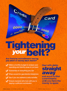 Debt posters