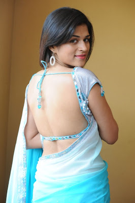 shraddha das bare back hot images