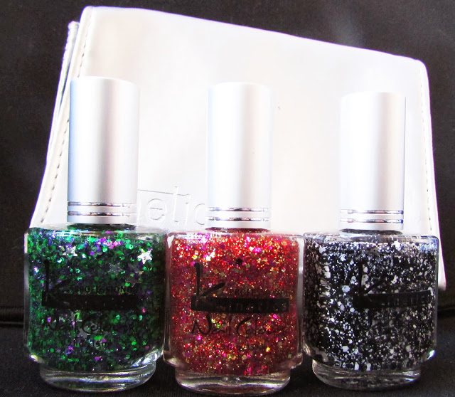 The Clockwise Nail Polish: International Christmas ...