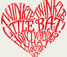 mad hatter quote, twinkle little bat, alice twinkle little bat, mad hatter little bat