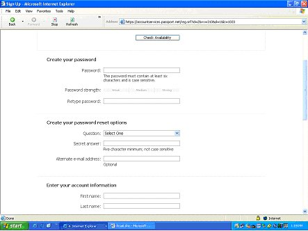 how to delete email address from hotmail sign in