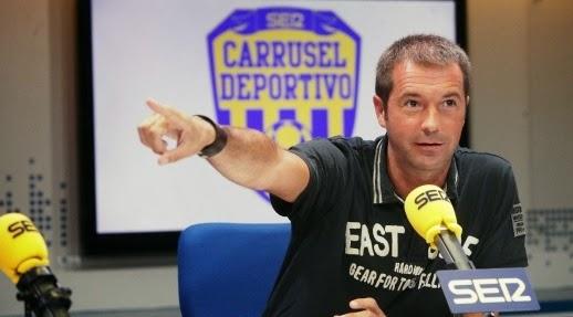 MANU CARREÑO ELIGE MEDIASET Y ABANDONA LA SER