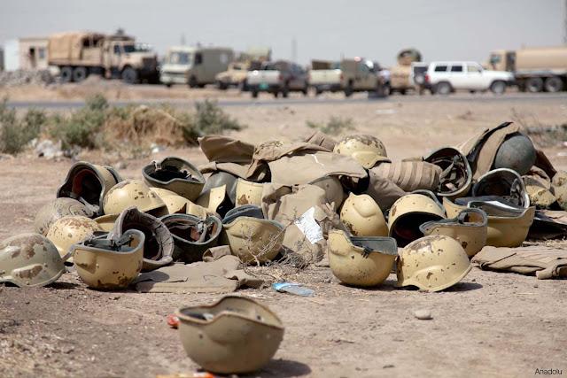 أسباب انهيار الجيش العراقي