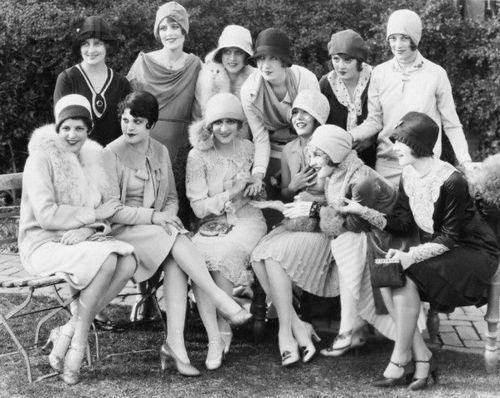 Vintage Clothing Love Vintage Hats 1920 S