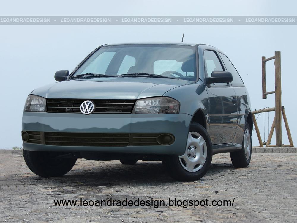 Leo Andrade Design: Volkswagen Gol G4 Vivo