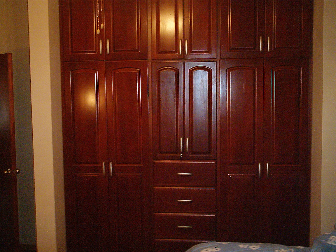 Carpinter a cl nica del mueble closet for Disenos de zapateras de madera