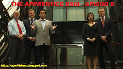 The Apprentice Asia - Episod 5