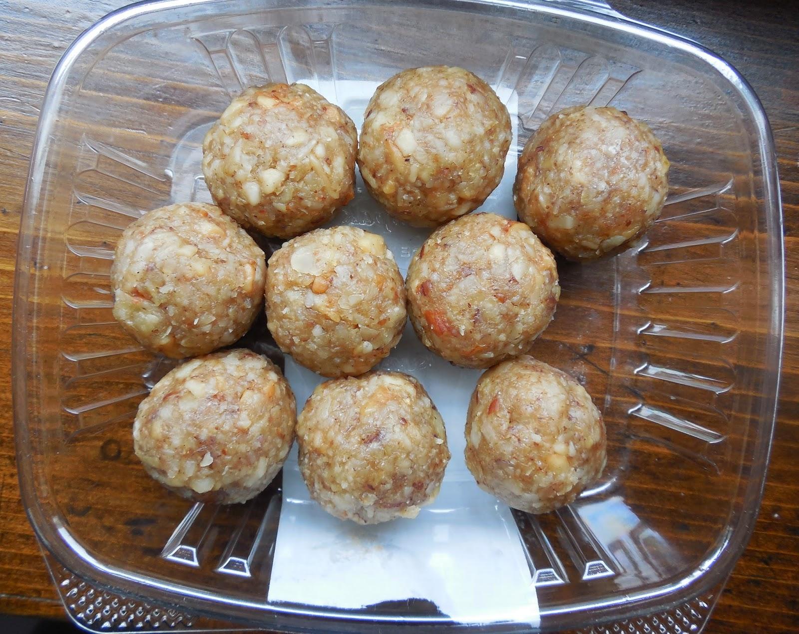 FITzee Foods Nutso Balls