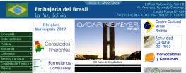 Embaixada do Brasil na Bolívia