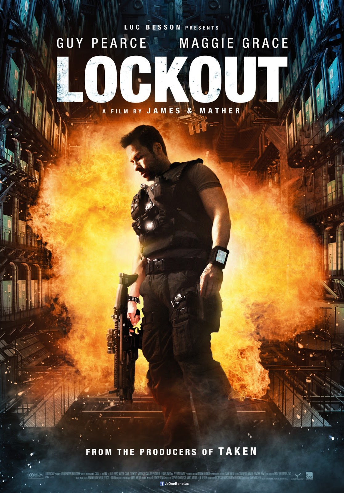 Recently Viewed Movies: Lockout (2012)