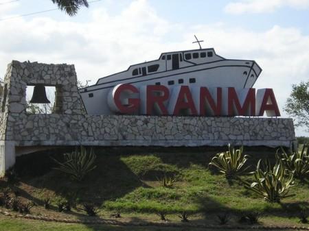 Cuba Journal December 2 1956 The Granma Lands