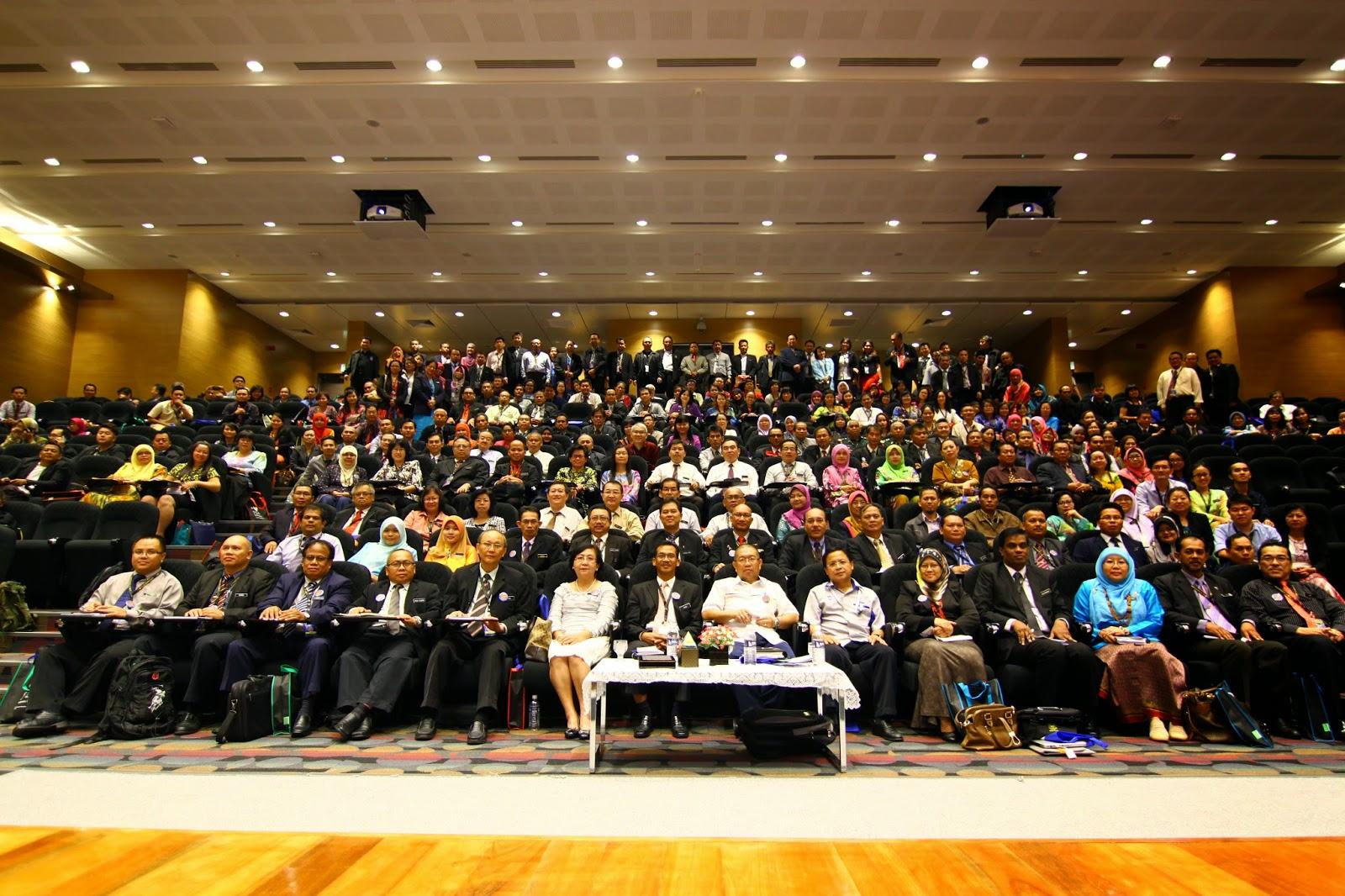 Seminar PLC 2014 Peringkat Sarawak