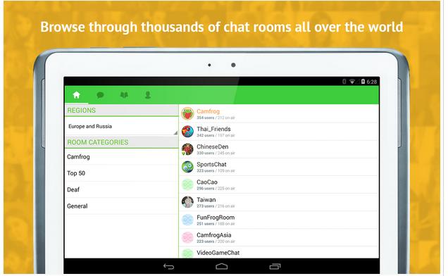 Download Camfrog .Apk Android Gratis Terbaru