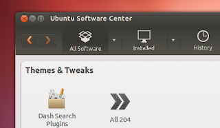 ubuntu 12.10 quantal quetzal beta 1 ubuntu software center screenshot