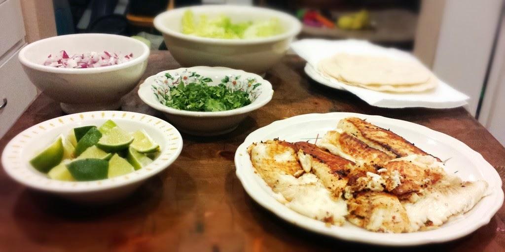 Tilapia tacos recipe healthy fish meal buff dudes for Tilapia fish taco recipes