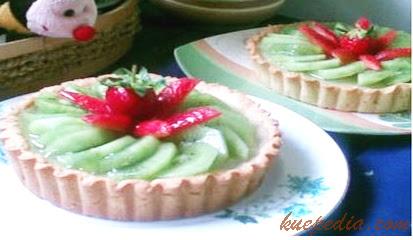 Fruit Pie Pudding