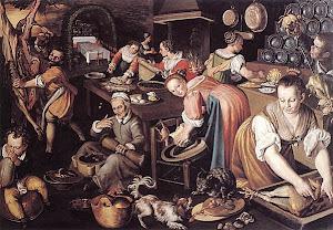 V.CAMPI, Cuisine, 1580, Milan