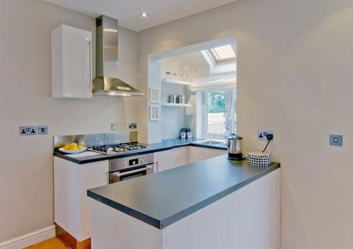 Small ikea kitchen design idea 2012 2