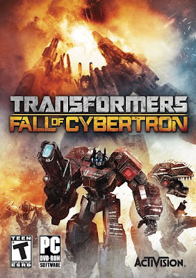 Transformers Fall of Cybertron Skidrow