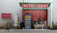 Manfaat gas nitrogen untuk ban kendaraan bermotor