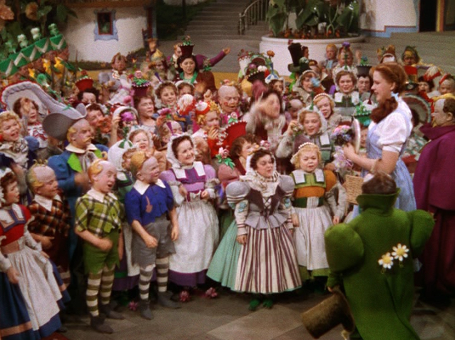 max sees movies 10 the wizard of oz