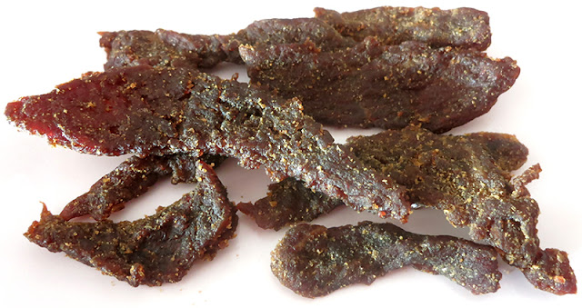 garlic teriyaki jerky