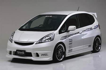 Specifications New Honda Jazz