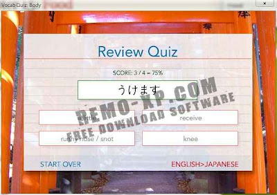 quiz Human Japanese 2