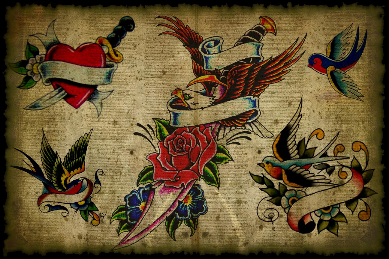 Traditional tattoo designs for Design traditional