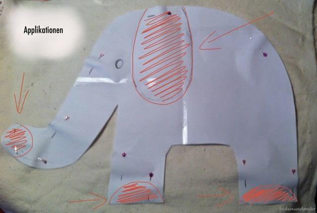 fadenundmehr: Einen Elefanten für Leon!
