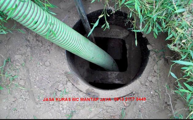 Jasa Kuras WC Dan Penyedot WC Medan
