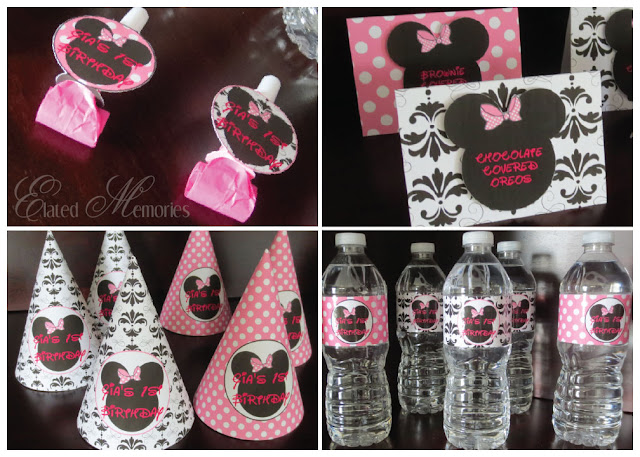 minnie mouse printable party