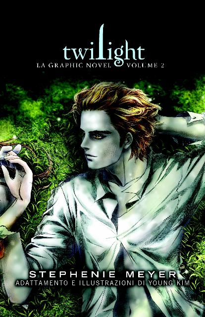 Twilight: The Graphic Novel, Vol. 2 (The Twilight Saga)-ExLibrary