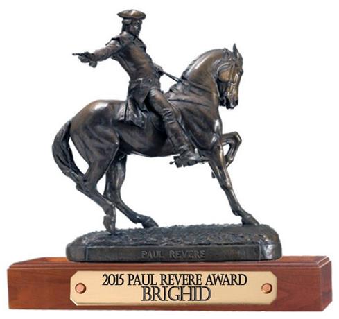 Paul Revere Award