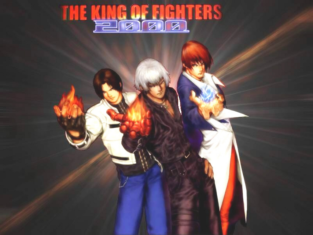 king fighters
