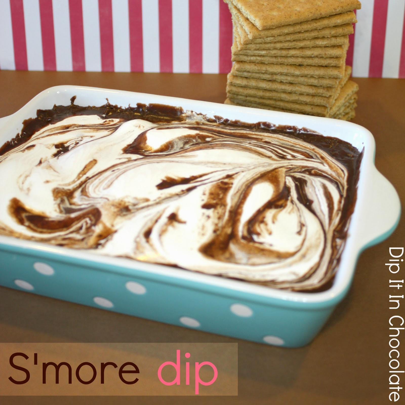 more Dip ~ Dip it in Chocolate