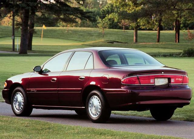ビュイック・センチュリー Buick Century'97-05