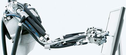 Festo robotic arm