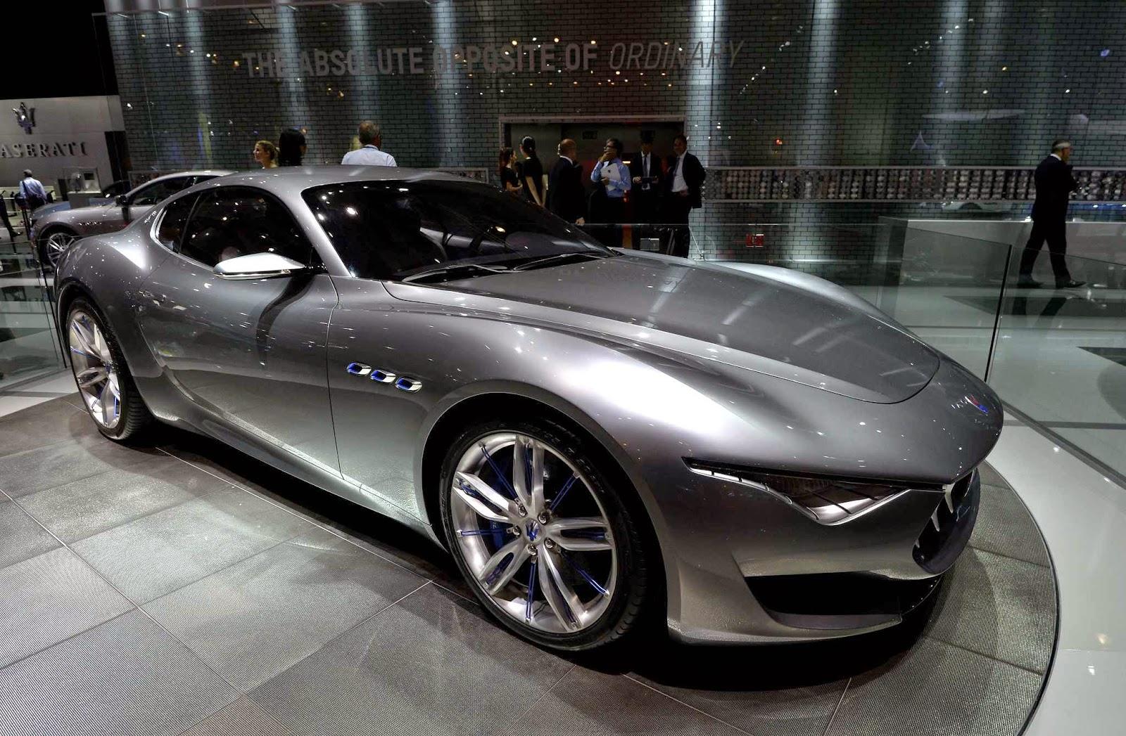 Maserati Concept Car