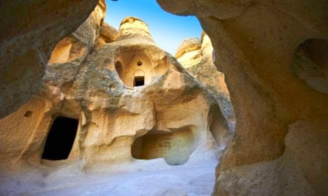 Οι πιο περίεργες, υπόγειες πόλεις στον κόσμο