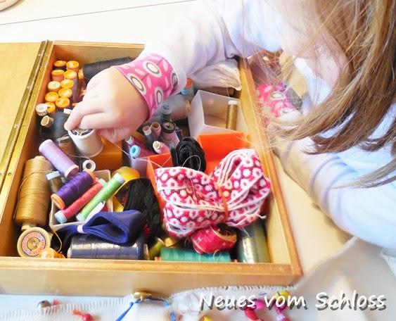 Creadienstag, upcycling, Basteln mit Kindern- neuesvomschloss.blogspot.de