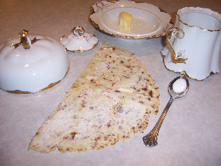 lefse stick how to make